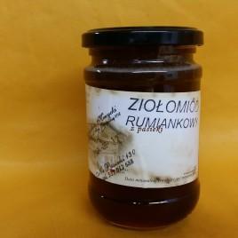 Ziołomiód Rumiankowy 380g